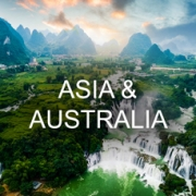 The Gifted Tree's Planting Location options in Asia and Australia