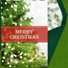 Holiday Digital eCard Front - Evergreen Merry Christmas