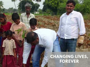 Planting gift trees changes lives, forever
