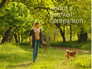 Honor a Beloved Companion