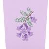 Jacaranda Tree 3-D Pop-up Card Cover