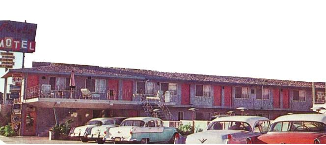 LA Family Housing Original Location - Former Fiesta Motel