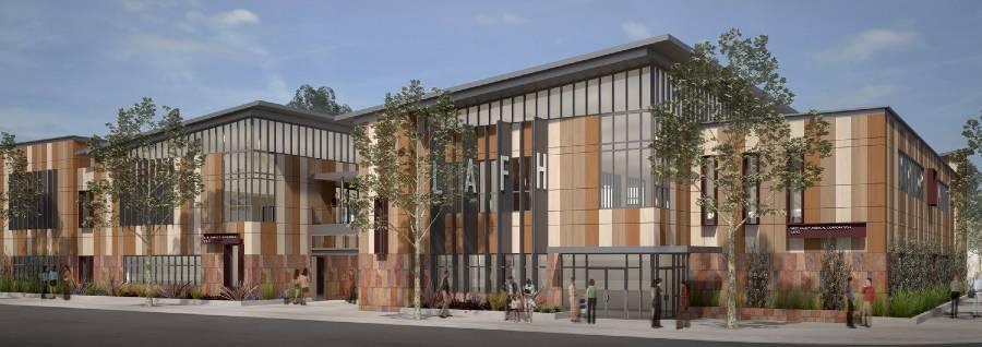 LA Family Housing Campus