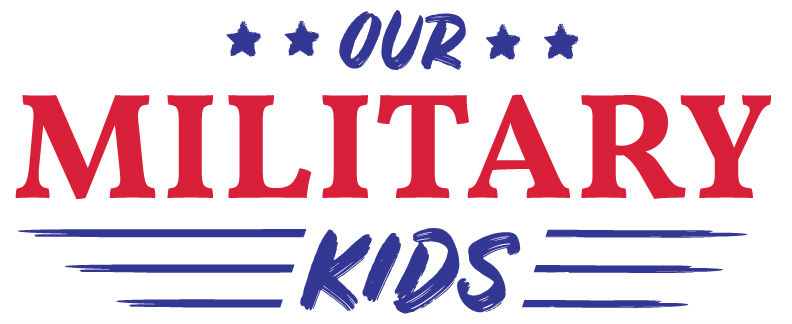Our Military Kids Logo - Empowering Military Kids