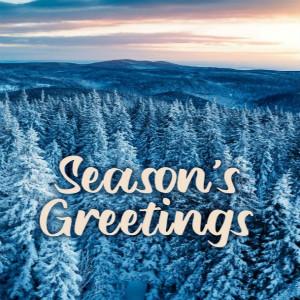Season's Greetings Digital eCard Front