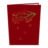 Sugar Maple Tree Popup Card Cover