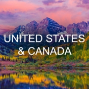 The Gifted Tree's Planting Location options in the United States and Canada