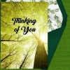 "Memorial Digital eCard Front - ""Thinking of You"""