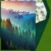 "Memorial Digital eCard ""Celebrating a Life"" Front"