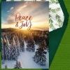 Holiday Digital eCard - Peace and Joy Sunset
