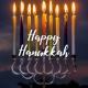 Holiday Digital eCard Front - Happy Hanukkah
